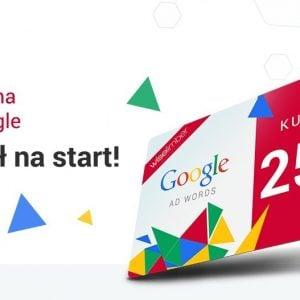 reklama promocja kupon google ads