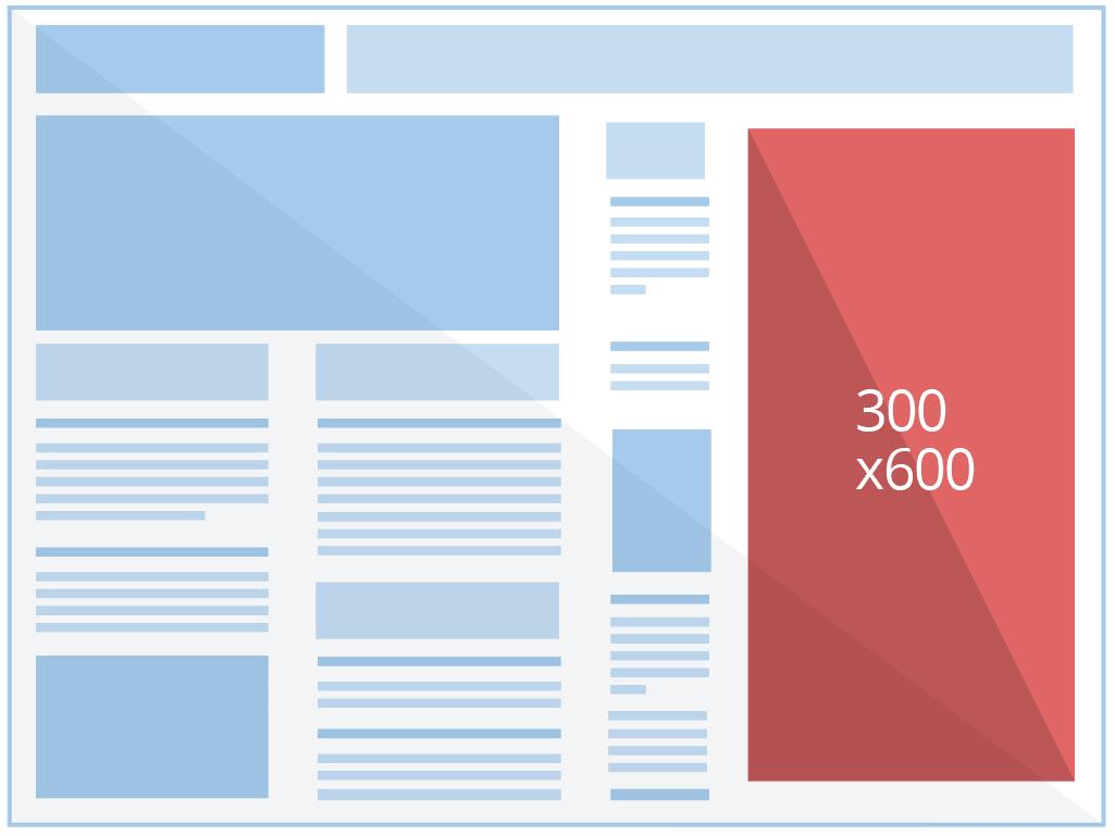 Reklama Google Ads: 300x600